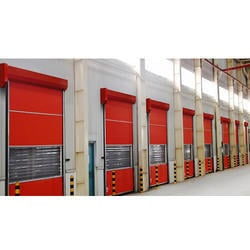 Cold Resistant Rolling Gates