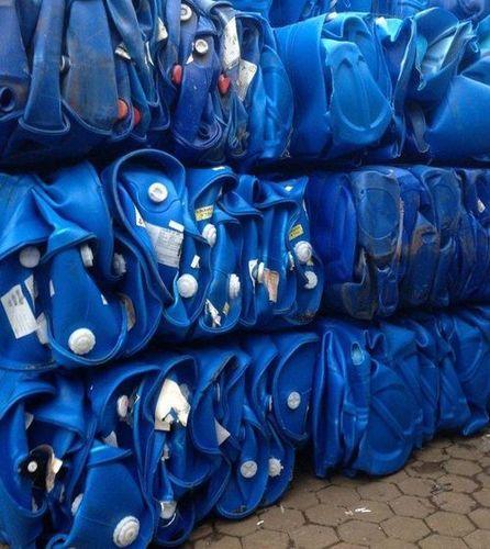 HDPE Drum Plastic Scrap