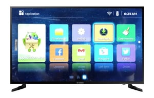 Samsung Panel 32 Inches Smart Android TV