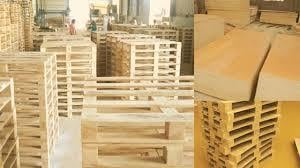 Precisely Made Packaging Wood Pallet