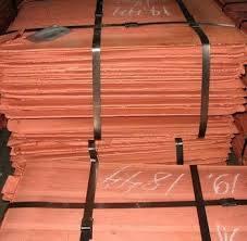 Copper Cathode Electrolysis