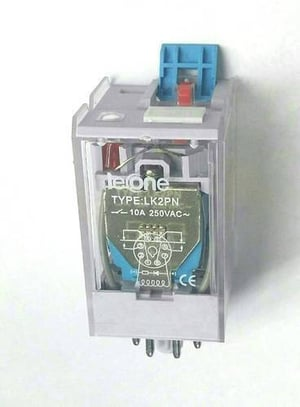 Plug in Type Relays (Round Pins)