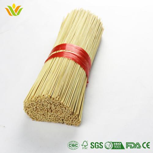 Top-quality Indian Regional Feature Bamboo Raw Agarbatti Stick