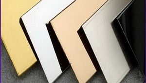 304 Colored And Decorative Stainless Steel Sheet