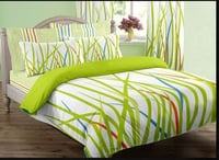 Multi Color Bed Linen