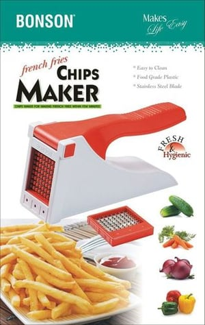 Easy to Clean Chips Maker