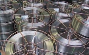 Welding Alloys Consumables with Packing