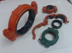 Industrial Coupling Grooved Pipe