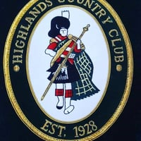 Highlands Country Club Patches