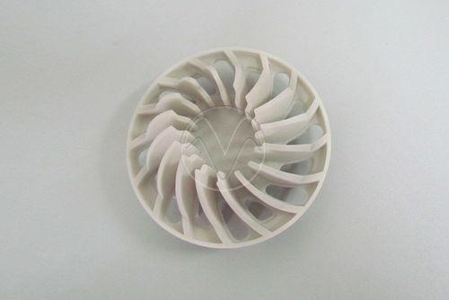 Plastic Nylon with SLS Print