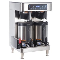 Stainless Steel Twin Automatic Coffee Brewer