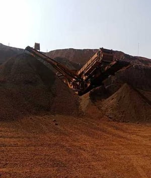 Industrial Iron Ore Fines