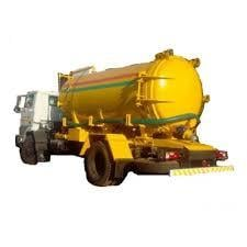 Sewer Suction / Cleaning Machine