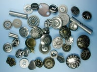 Top Quality Alloy Buttons