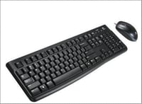 Computer Keyboard With Mouse
