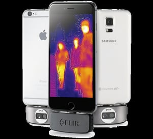 Durable Mobile Thermal Imager