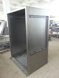 Large Sheet Metal Cabinet