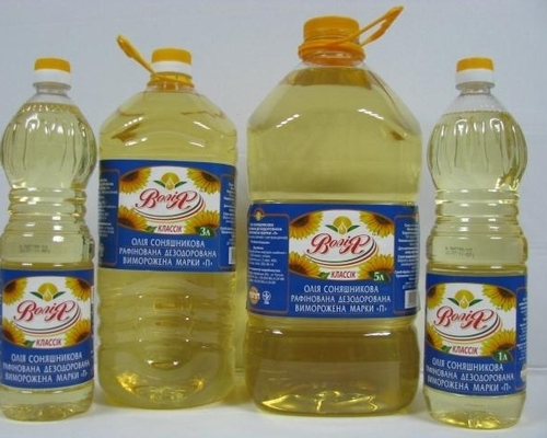 Quality Refined Sunflower Oil 100%