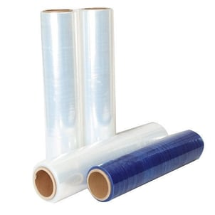 Transparent Packaging Film Roll