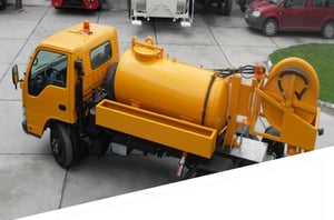 Duct Cleaning Waste Management Vehicle