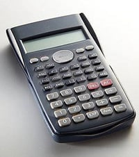 Compact Design Modern Calculator
