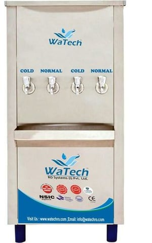 WATER COOLER WITH RO