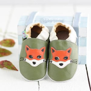 Designer Baby Character Shoes