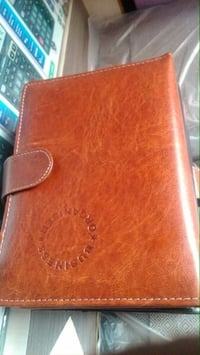 High Grade Leather Diaries