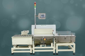 Industrial Electric Checkweigher Carton
