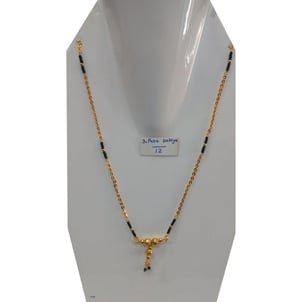 Durable Gold Plated Artificial Mangalsutra
