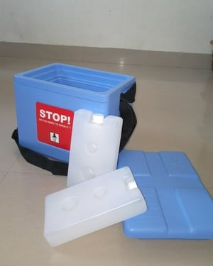 Vaccine Carriers 0.80 Litres