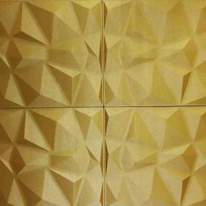 3D Soft Leather Wall Panels