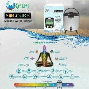 Portable Mineral Water Purifier
