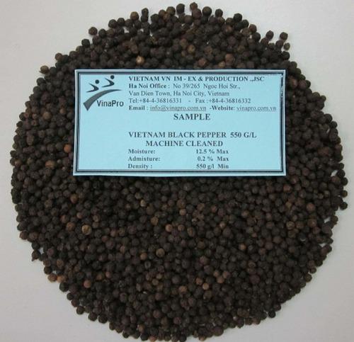 Black Pepper Cleaned 550 GL