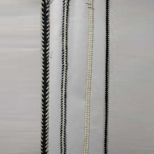 Casual Braided Tape for Garments