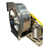 Rugged Stainless Steel Blower