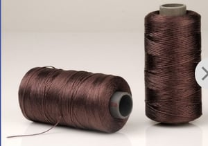 Dyed Filament Moccasin Thread