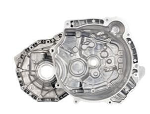 Automotive Casted Rear Housing
