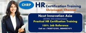 HR Certification Training Services
