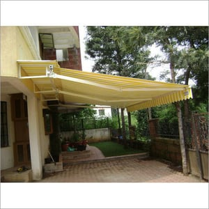 Any Color Motorized Awnings