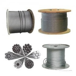 Industrial Steel Wire Ropes