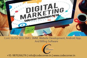 Digital Marketing And Promotion Service