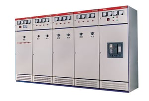 AC High And Low Voltage Distribution Cabinet