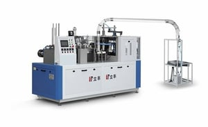 High Performance Paper Cup Machine