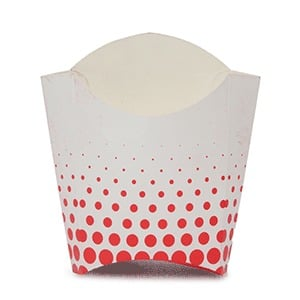 Foodpack Large French Fries Box