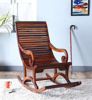 Highly Durable Rocking Chair