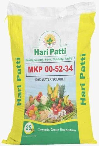 white NPK 0:52:34 Water Soluble Fertilizer