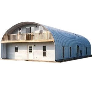 Industrial Prefabricated Building Structure