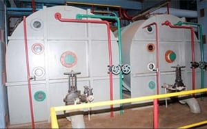 Air And Water Cooled Vacuum Crystallizer