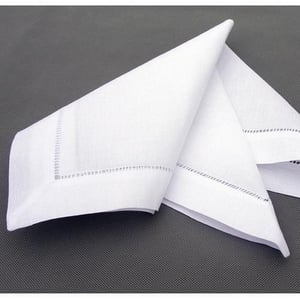 Embroidered Cotton Dining Napkin